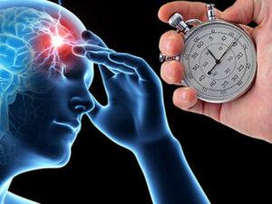 Инсульт - это критическая ситуация, при которой частично нарушается кровоснабжение мозга