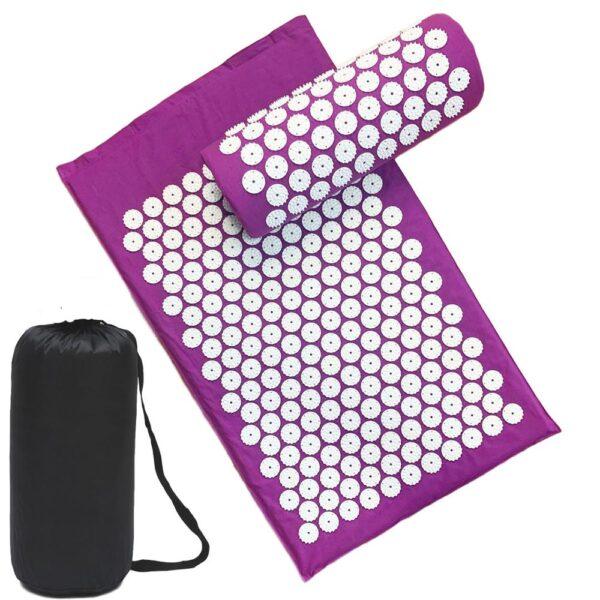 Аппликатор Кузнецова (фиолетовый) + подушка + чехол
