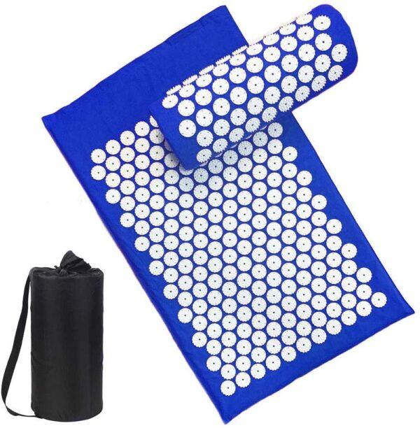 Аппликатор Кузнецова (синий) + подушка + чехол